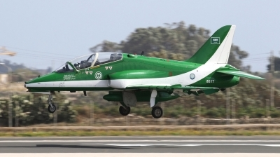 Photo ID 238366 by Duncan Portelli Malta. Saudi Arabia Air Force British Aerospace Hawk Mk 65, 8817
