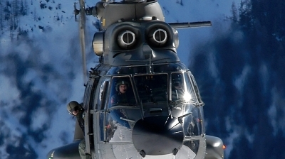 Photo ID 26863 by Sven Zimmermann. Switzerland Air Force Aerospatiale TH89 Super Puma AS 332M1, T 311
