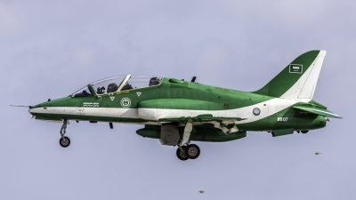 Photo ID 238361 by Redeemer Saliba. Saudi Arabia Air Force British Aerospace Hawk Mk 65, 8807