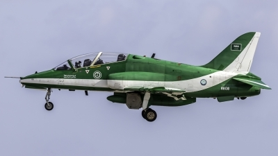 Photo ID 238333 by Redeemer Saliba. Saudi Arabia Air Force British Aerospace Hawk Mk 65, 8808