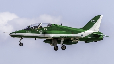 Photo ID 238334 by Redeemer Saliba. Saudi Arabia Air Force British Aerospace Hawk Mk 65, 8817