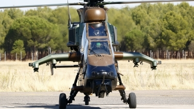 Photo ID 238358 by Montserrat Pin. Spain Army Eurocopter EC 665 Tiger HAP, HA 28 04