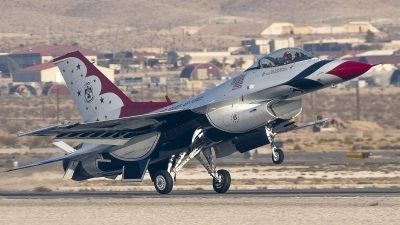 Photo ID 239298 by W.A.Kazior. USA Air Force General Dynamics F 16C Fighting Falcon, 92 3888