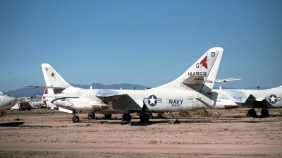 Photo ID 238403 by Michael Baldock. USA Navy Douglas TA 3B Skywarrior, 144859