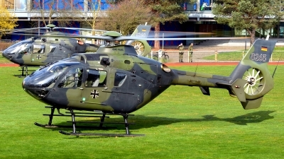 Photo ID 238461 by Nils Berwing. Germany Army Eurocopter EC 135T1, 82 65