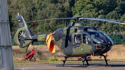 Photo ID 238499 by Jan Eenling. Germany Army Eurocopter EC 135T1, 82 63