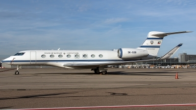 Photo ID 238539 by Thomas Ziegler - Aviation-Media. Kuwait Goverment Gulfstream Aerospace G650 G VI, 9K GGB
