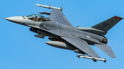 Photo ID 238547 by Luca Bani. USA Air Force General Dynamics F 16C Fighting Falcon, 91 0403
