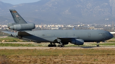 Photo ID 238599 by Stamatis Alipasalis. USA Air Force McDonnell Douglas KC 10A Extender DC 10 30CF, 79 1947