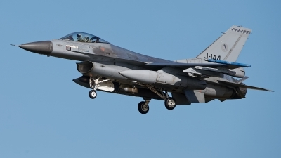 Photo ID 238634 by Rainer Mueller. Netherlands Air Force General Dynamics F 16AM Fighting Falcon, J 144