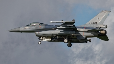 Photo ID 238635 by Rainer Mueller. Netherlands Air Force General Dynamics F 16AM Fighting Falcon, J 060