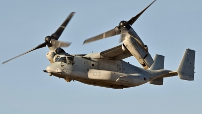 Photo ID 238670 by Gerald Howard. USA Marines Bell Boeing MV 22B Osprey, 168008