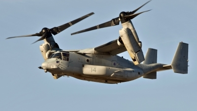 Photo ID 238671 by Gerald Howard. USA Marines Bell Boeing MV 22B Osprey, 168671