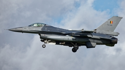 Photo ID 238700 by Rainer Mueller. Belgium Air Force General Dynamics F 16AM Fighting Falcon, FA 130
