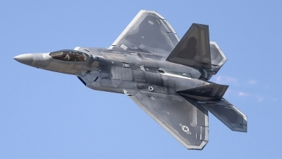 Photo ID 238728 by Andrei Shmatko. USA Air Force Lockheed Martin F 22A Raptor, 07 4140