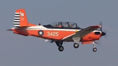 Photo ID 238737 by Frank Noort. Taiwan Air Force Beech T 34C Turbo Mentor 45, 3425