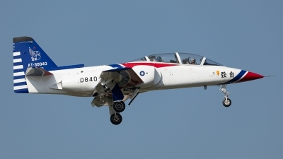 Photo ID 238764 by Frank Noort. Taiwan Air Force AIDC AT 3, 0840