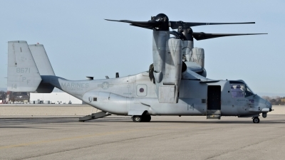 Photo ID 238744 by Gerald Howard. USA Marines Bell Boeing MV 22B Osprey, 168671