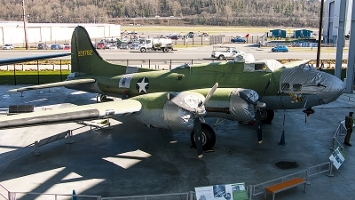 Photo ID 238803 by Aaron C. Rhodes. Private Museum of Flight Foundation Boeing B 17F Flying Fortress 299P, N17W