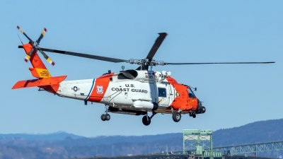 Photo ID 238811 by Alex Jossi. USA Coast Guard Sikorsky MH 60T Jayhawk, 6035