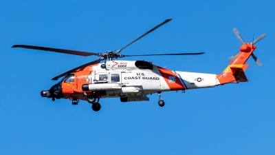 Photo ID 238812 by Alex Jossi. USA Coast Guard Sikorsky MH 60T Jayhawk, 6002