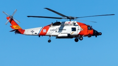 Photo ID 238813 by Alex Jossi. USA Coast Guard Sikorsky MH 60T Jayhawk, 6002