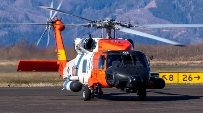 Photo ID 238814 by Alex Jossi. USA Coast Guard Sikorsky MH 60T Jayhawk, 6002