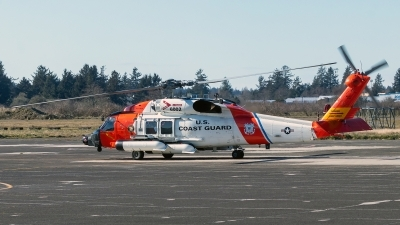 Photo ID 238815 by Alex Jossi. USA Coast Guard Sikorsky MH 60T Jayhawk, 6002