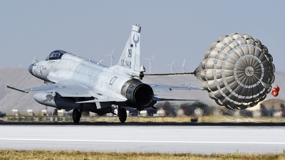 Photo ID 238931 by Nicholas Carmassi. Pakistan Air Force Chengdu JF 17A Thunder, 12 142