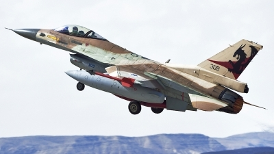 Photo ID 238822 by Nicholas Carmassi. Israel Air Force General Dynamics F 16C Fighting Falcon, 309