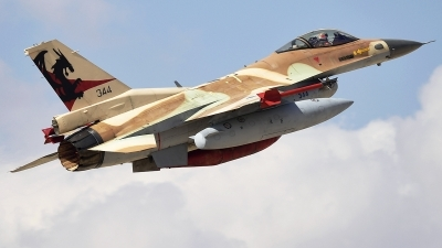 Photo ID 238823 by Nicholas Carmassi. Israel Air Force General Dynamics F 16C Fighting Falcon, 344