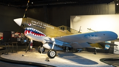 Photo ID 238844 by Aaron C. Rhodes. USA Army Air Force Curtiss P 40N Warhawk, NL10626
