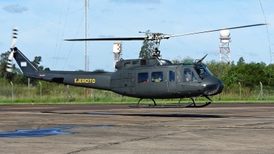 Photo ID 238976 by Cristian Ariel Martinez. Argentina Army Bell UH 1H II Iroquois 205, AE 466