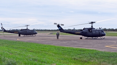 Photo ID 238991 by Cristian Ariel Martinez. Argentina Army Bell UH 1H II Iroquois 205, AE 470