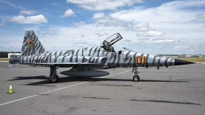 Photo ID 239069 by Bobby Allison. USA Navy Northrop F 5N Tiger II, 761564