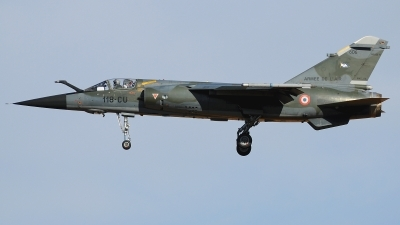 Photo ID 239071 by Alberto Gonzalez. France Air Force Dassault Mirage F1CR, 606