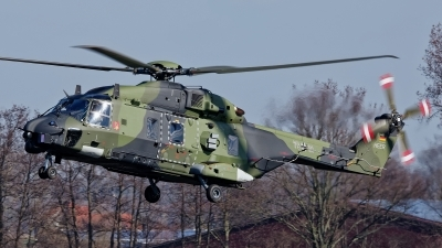 Photo ID 239106 by Rainer Mueller. Germany Army NHI NH 90TTH, 79 18