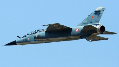 Photo ID 239140 by Aldo Bidini. France Air Force Dassault Mirage F1B, 510