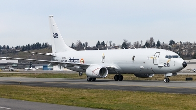 Photo ID 239184 by Aaron C. Rhodes. India Navy Boeing P 8I Neptune, IN328