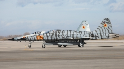 Photo ID 239190 by Giampaolo Tonello. USA Navy Northrop F 5N Tiger II, 761544