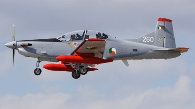 Photo ID 239263 by Alberto Gonzalez. Ireland Air Force Pilatus PC 9M, 260