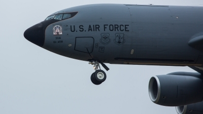 Photo ID 239556 by Doug MacDonald. USA Air Force Boeing KC 135R Stratotanker 717 100, 62 3516