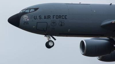 Photo ID 239557 by Doug MacDonald. USA Air Force Boeing KC 135R Stratotanker 717 148, 64 14829