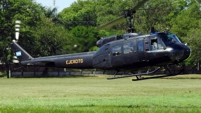 Photo ID 239330 by Cristian Ariel Martinez. Argentina Army Bell UH 1H II Iroquois 205, AE 408