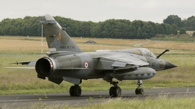 Photo ID 27003 by Lieuwe Hofstra. France Air Force Dassault Mirage F1CR, 654