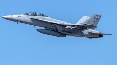 Photo ID 239446 by Alex Jossi. USA Navy Boeing F A 18F Super Hornet, 166973