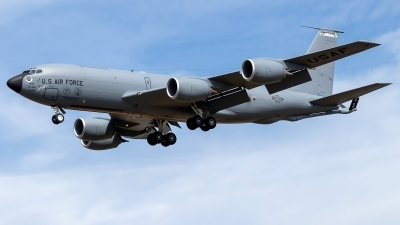 Photo ID 239391 by Alex Jossi. USA Air Force Boeing KC 135R Stratotanker 717 148, 58 0092