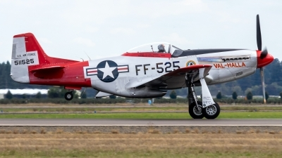 Photo ID 239441 by Alex Jossi. Private Heritage Flight Museum North American P 51D Mustang, N151AF