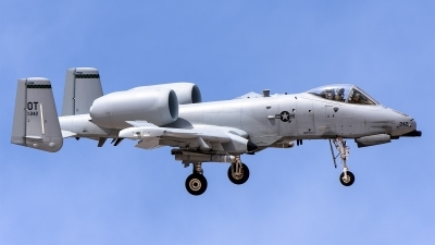 Photo ID 239404 by Mark Munzel. USA Air Force Fairchild A 10C Thunderbolt II, 80 0242