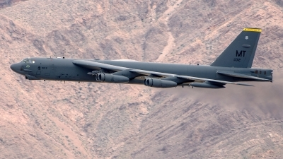 Photo ID 239407 by Mark Munzel. USA Air Force Boeing B 52H Stratofortress, 60 0012